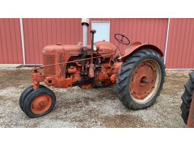 Mike and Gail Clark Case Tractor Auction featured photo 5
