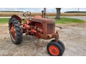 Mike and Gail Clark Case Tractor Auction featured photo 6