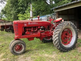 Waterman Tractors, Plymouth Cars, Rough sawn lumber and Tools featured photo 2