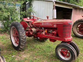 Waterman Tractors, Plymouth Cars, Rough sawn lumber and Tools featured photo 3