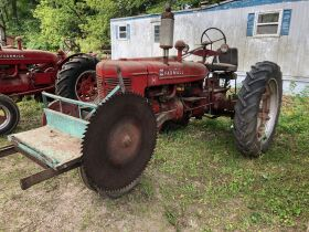 Waterman Tractors, Plymouth Cars, Rough sawn lumber and Tools featured photo 5