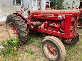 Waterman Tractors, Plymouth Cars, Rough sawn lumber and Tools featured photo 6