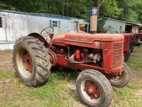 Waterman Tractors, Plymouth Cars, Rough sawn lumber and Tools featured photo 7