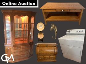 Fine Handmade Furniture, Household Items & Decor - Online Auction Henderson, KY featured photo 1