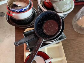 Antiques, Graniteware, Toy Steam Tractors featured photo 5