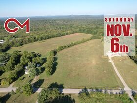13.87+/- Acres Offered in 4 Lots - ATTN: Builders & Individuals Wanting Their Dream Home Location! featured photo 1