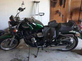 1999 Triumph Motorcycle, Appliances, Collectibles, Furniture and more featured photo 1