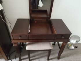 Almost New Furniture, High End Men's Clothing, Mac Computer Products and More Online Auction featured photo 7