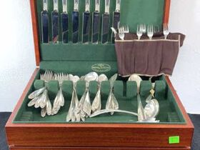 Sterling Silver Flatware Closing Friday, Oct. 15th at 9am featured photo 1