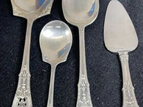 Sterling Silver Flatware Closing Friday, Oct. 15th at 9am featured photo 6
