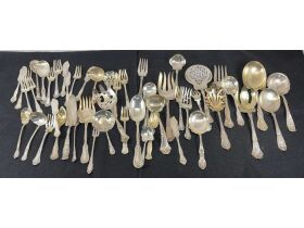 Sterling Silver Flatware Closing Friday, Oct. 15th at 9am featured photo 5