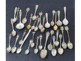 Sterling Silver Flatware Closing Friday, Oct. 15th at 9am featured photo 8