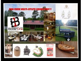 MULTI-ESTATE & MACY'S INVENTORY AUCTION AT RUM CREEK, OCTOBER PART II featured photo 1