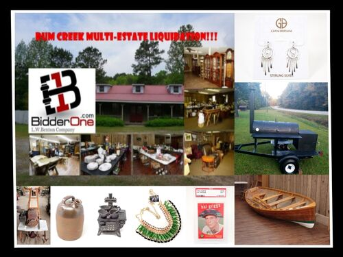 MULTI-ESTATE & MACY'S INVENTORY AUCTION AT RUM CREEK, OCTOBER PART II featured photo