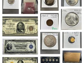 Outstanding One Owner Coin Collection, Sells ABSOLUTE featured photo 1
