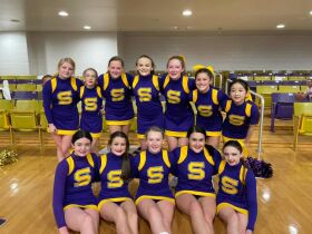 Meece Middle Cheerleaders Fundraising Auction featured photo 1