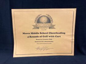 Meece Middle Cheerleaders Fundraising Auction featured photo 7