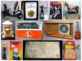 Tune In And Climb Aboard Combined Estate Auction featured photo 1