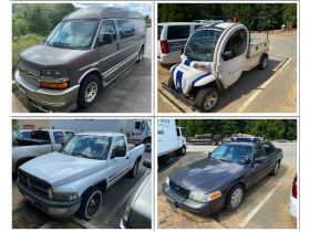 Samford University Surplus Auction - Vehicles and GEM Electric Cars featured photo 1