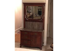 Antiques, Yard Art, Quality Furniture Online Auction featured photo 9