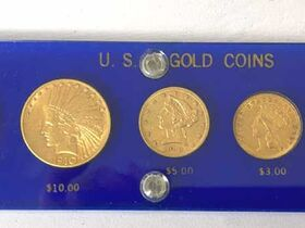 Mr. Sulek Gold and Silver Coin Collection Ending Wed., Oct. 27th featured photo 1